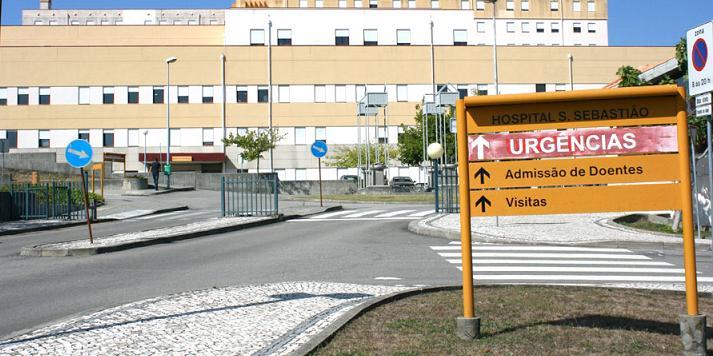Hospital S. Sebastião está no limite da sua capacidade