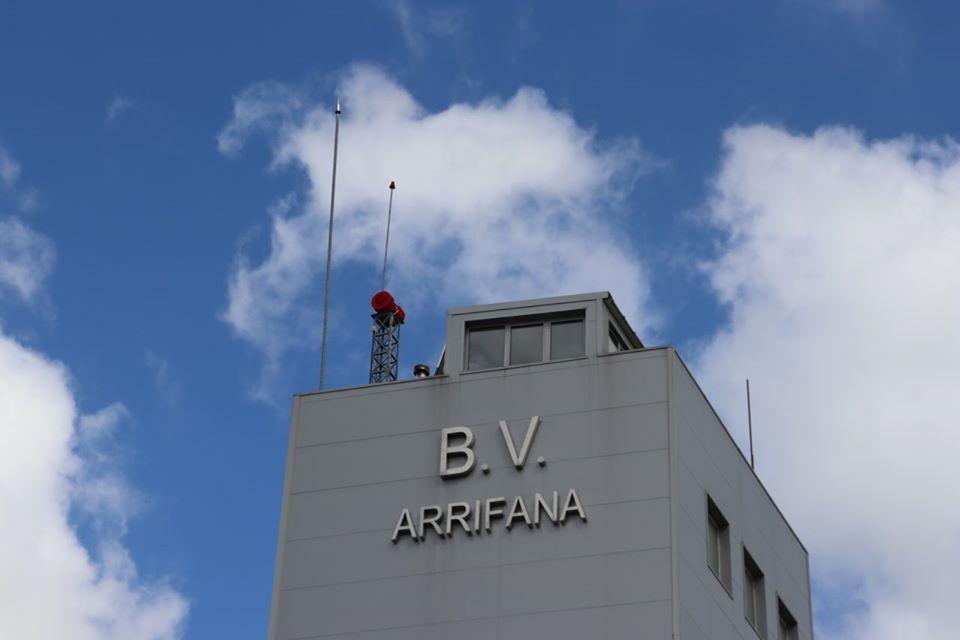 Bombeiros de Arrifana festejam 94 anos